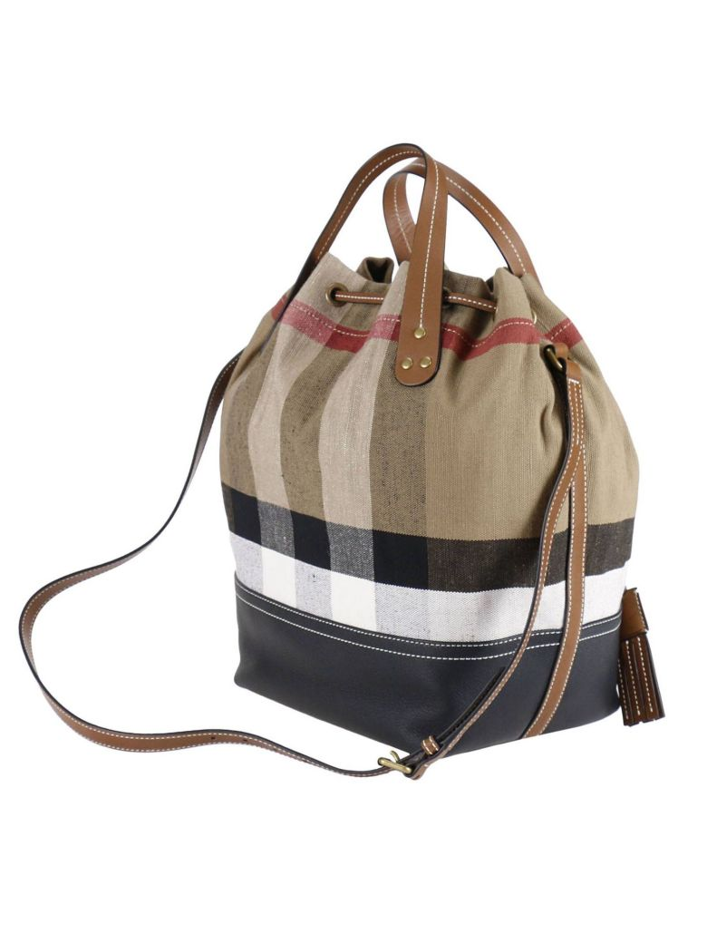 BURBERRY Shoulder Bag Shoulder Bag Women, Black | ModeSens
