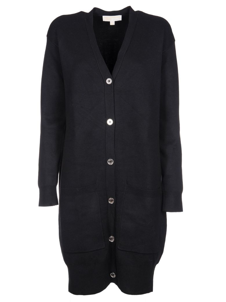 Michael Kors Michael Kors Button-up Cardi-coat