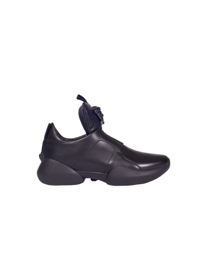 Versace  Palazzo High-top Sneakers