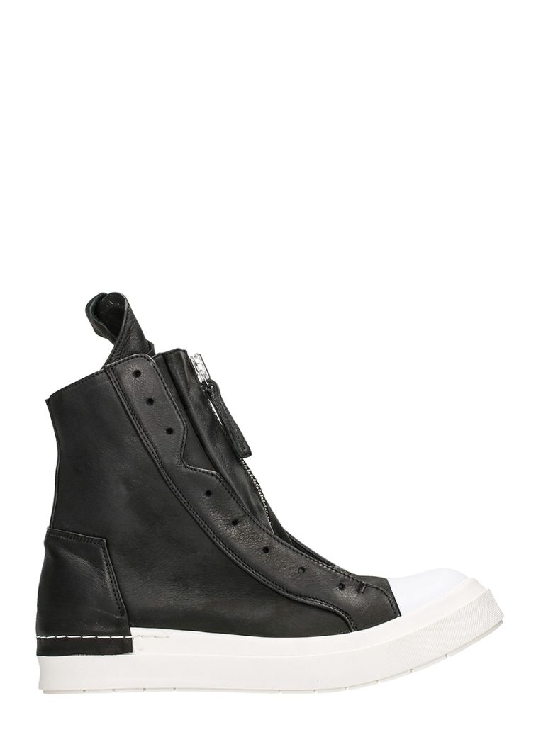Cinzia Araia Cinzia Araia Zip Hi-top Sneakers