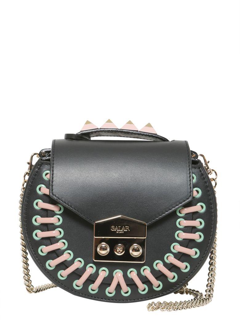 Salar Claire Pocket Crossbody Bag