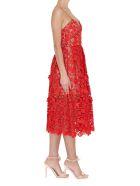 Self-portrait 3d Floral Azaelea Dress