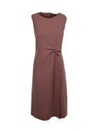 Bottega Veneta Ruffle On Front Dress