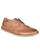 Marsell Brogue Detail Derby Shoes