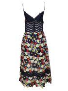 Sea 3D Crochet Sun Dress