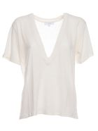 Iro Long V-Neck T-Shirt