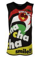 Dolce & Gabbana Cha Cha Cha Smile! Top