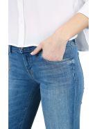 J Brand Love Story Flare Cotton-denim Jeans