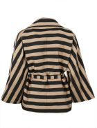 Rochas Striped Jacket