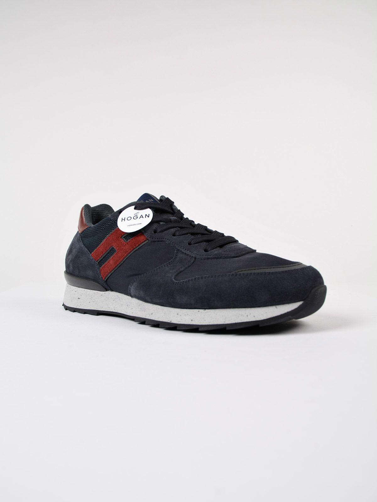 R261 lace-up sneakers - Black Hogan RT5leqz