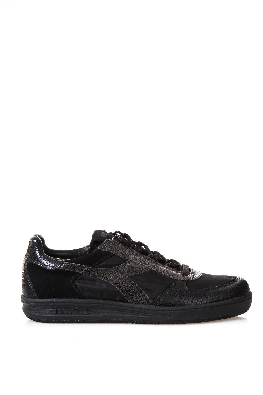 Diadora Heritage B.elite Nylon & Leather Sneakers
