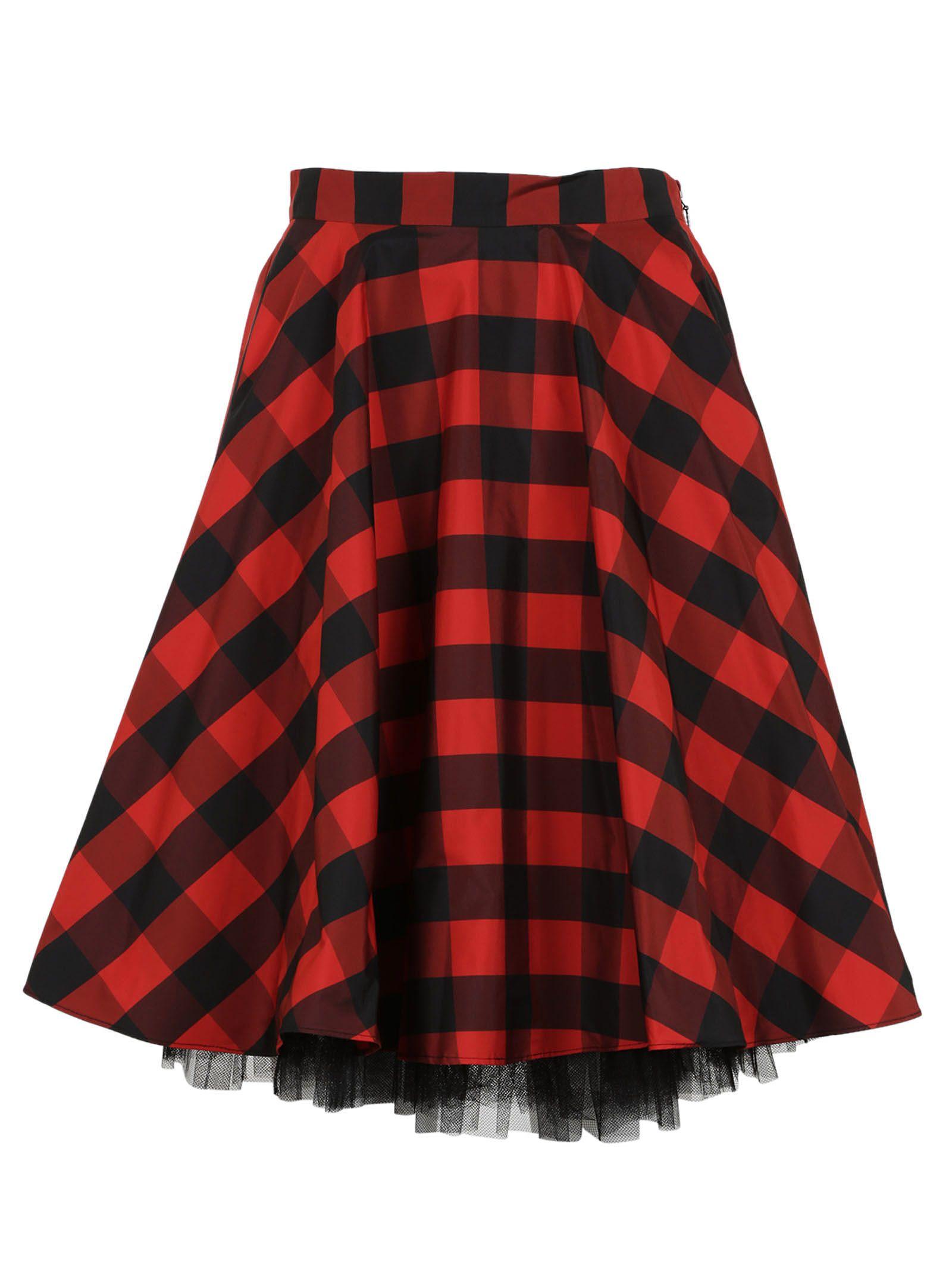Pinko Flared Skirt
