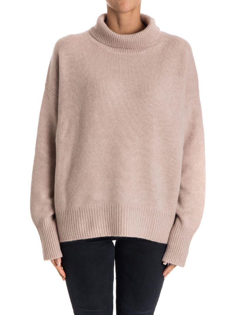 360 Sweater - 360 Cashmere - Olive Sweater - Pink, Women's ...