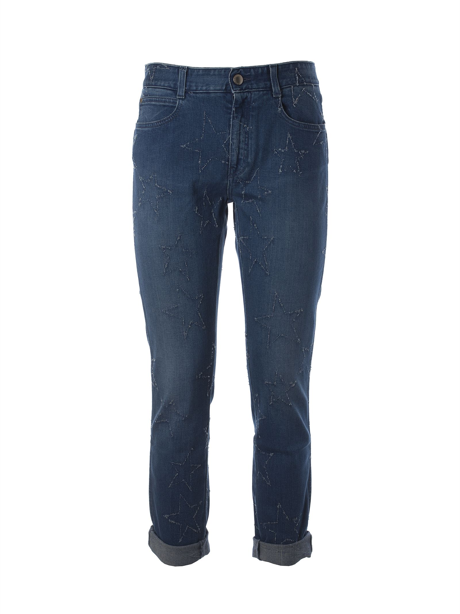 Stella Mccartney Star Accent Jeans
