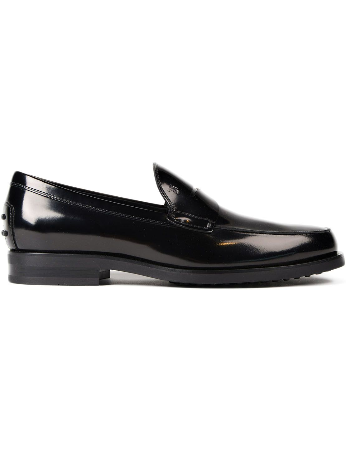 tod s tod s formal loafers black s loafers boat