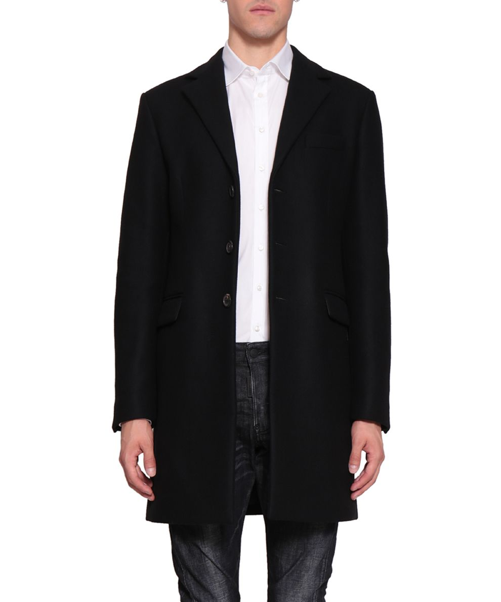 Dsquared2 Wool Coat