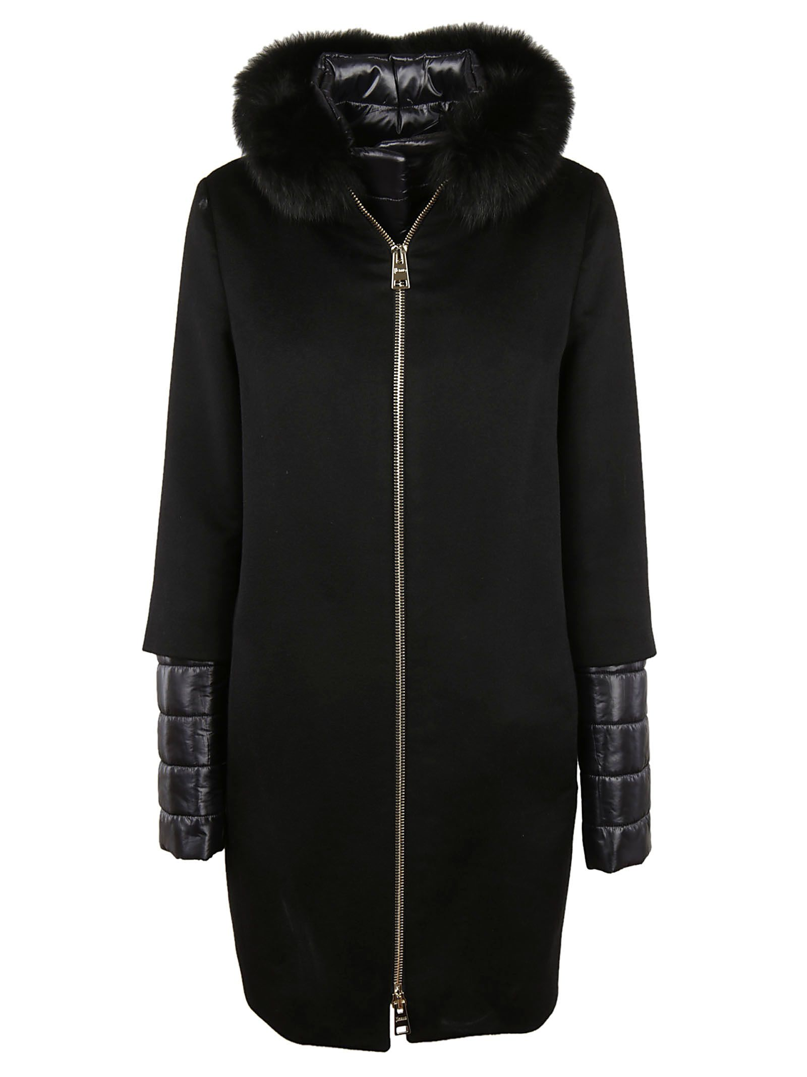 Herno Internal Quilted Coat 7924406