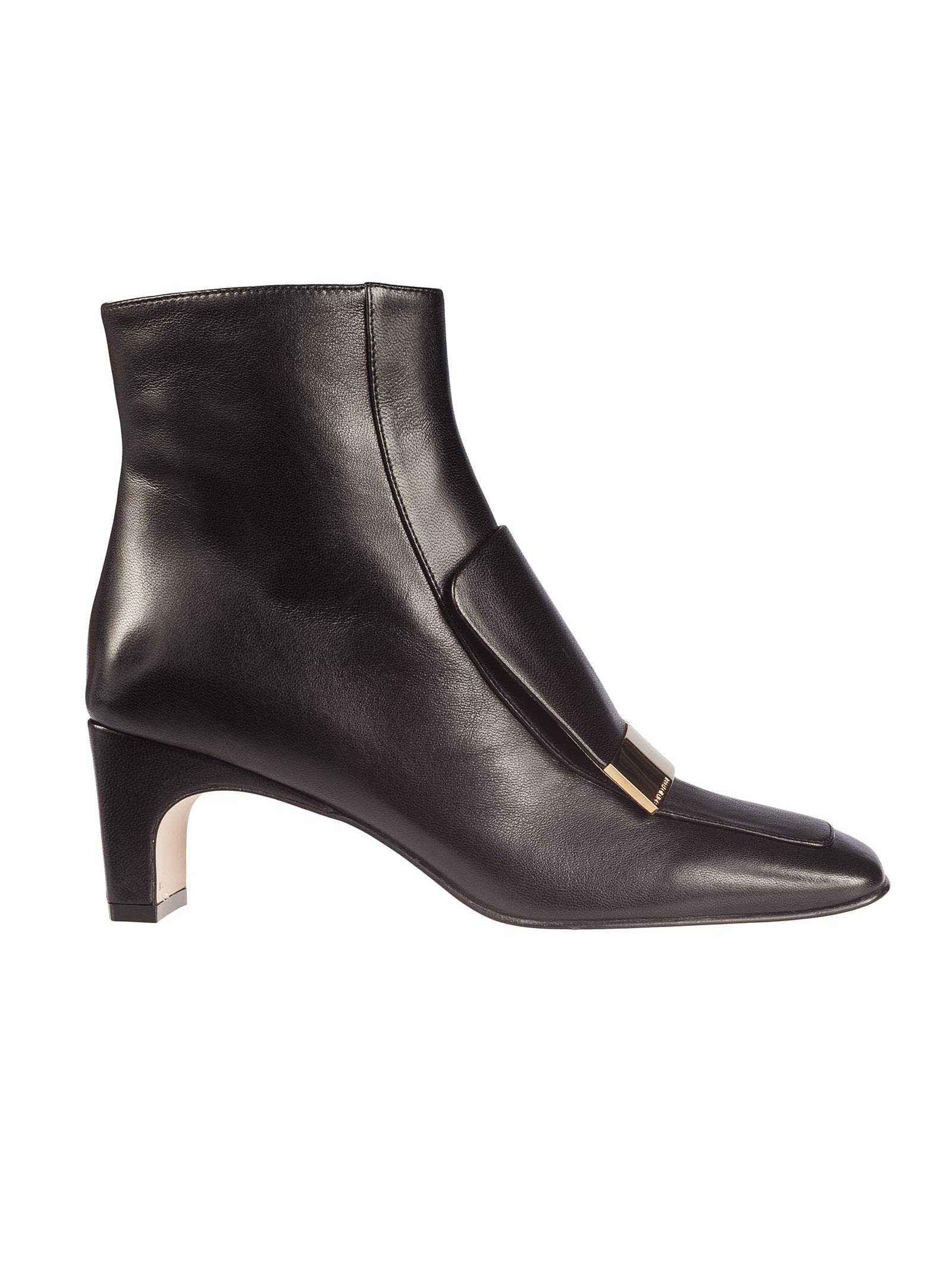 Sergio Rossi Plated Boots