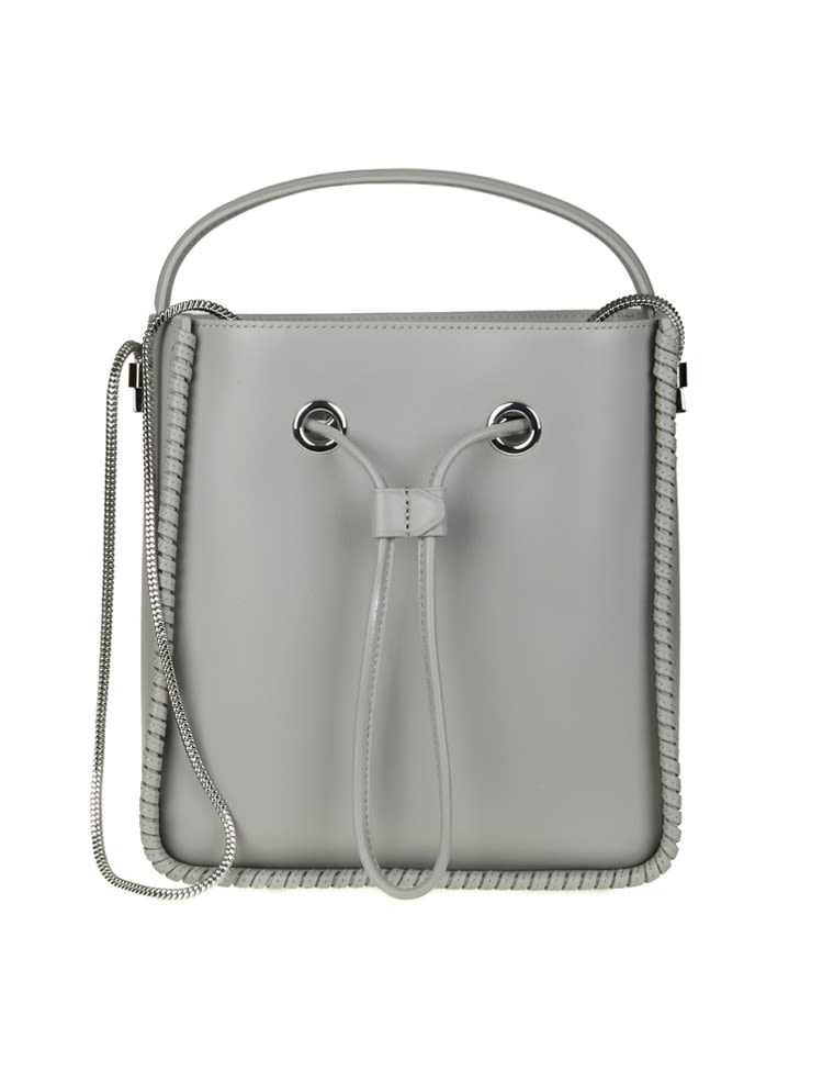 Phillip Lim soleil Small Bag In Cement Color