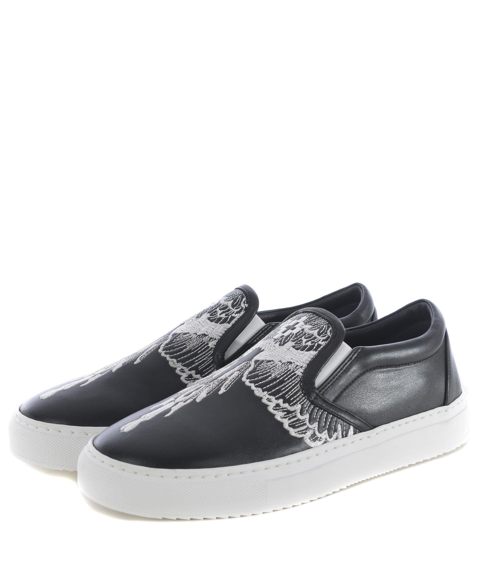 Marcelo Burlon Asher Slip-on Sneakers