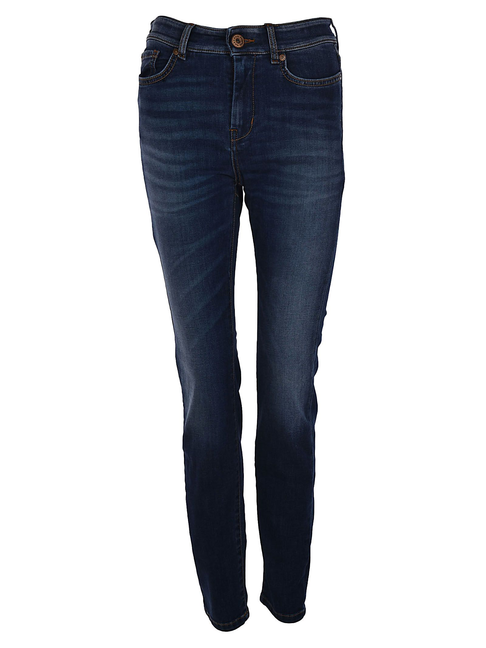 Weekend Faded Jeans