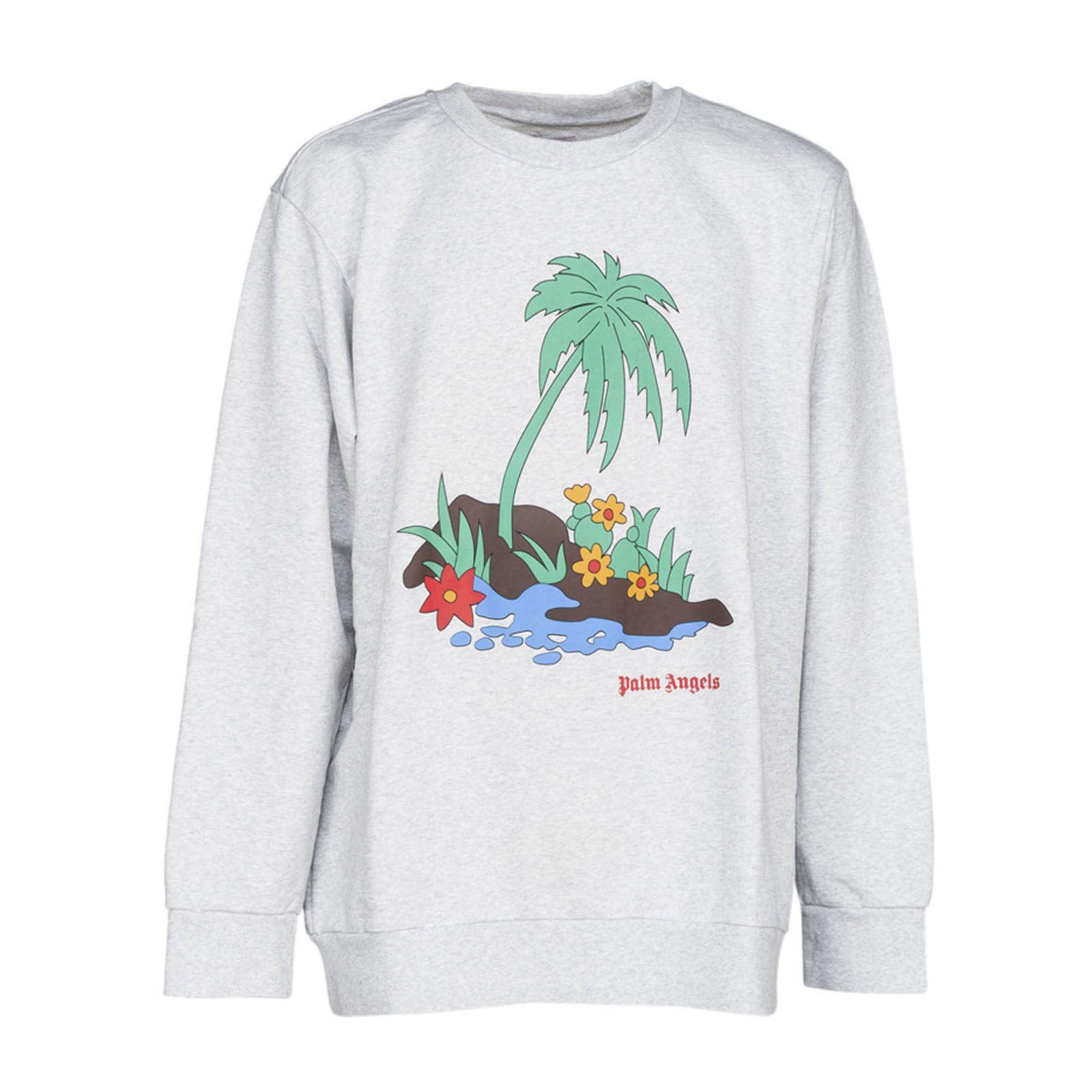 Palm Angels palm Island Sweatshirt