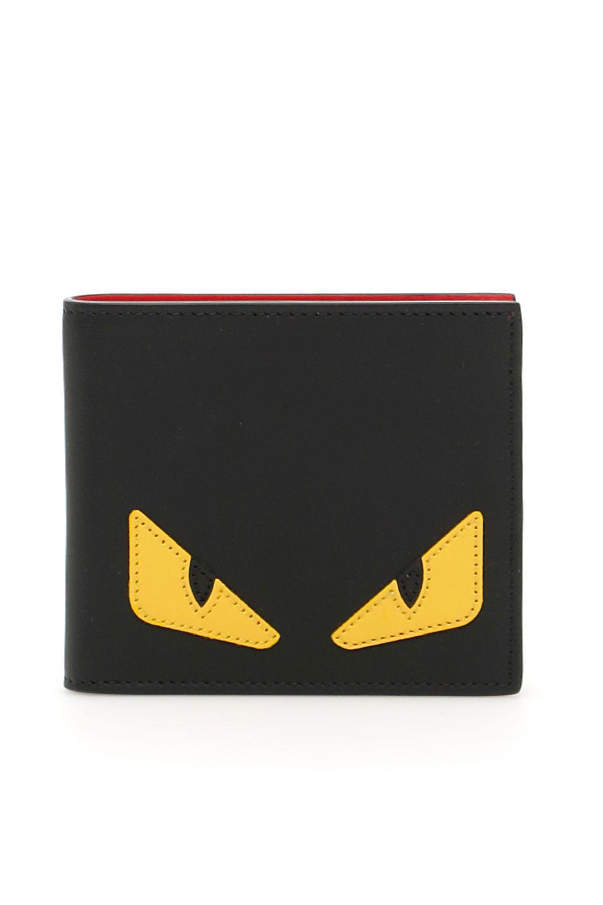 Century Calfskin Bag Bugs Wallet