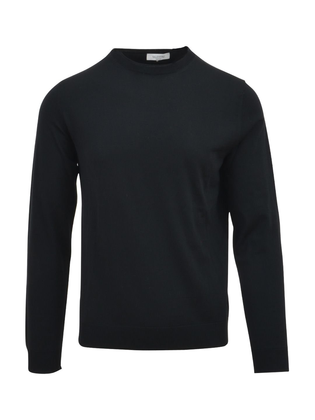 Valentino Lightweight Wool Knit Top