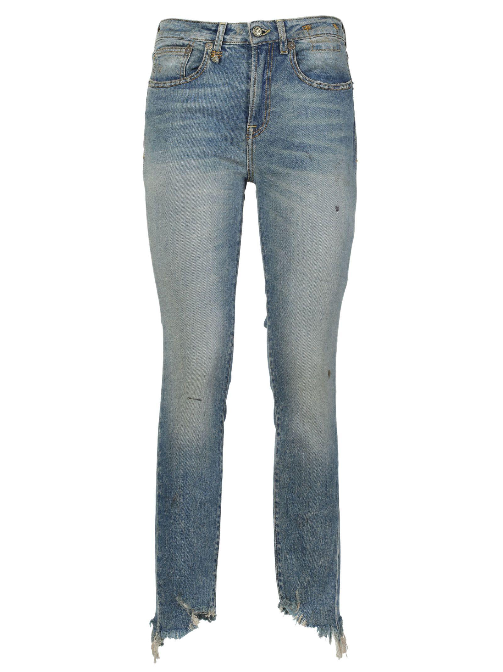 R13 Jenny Jeans