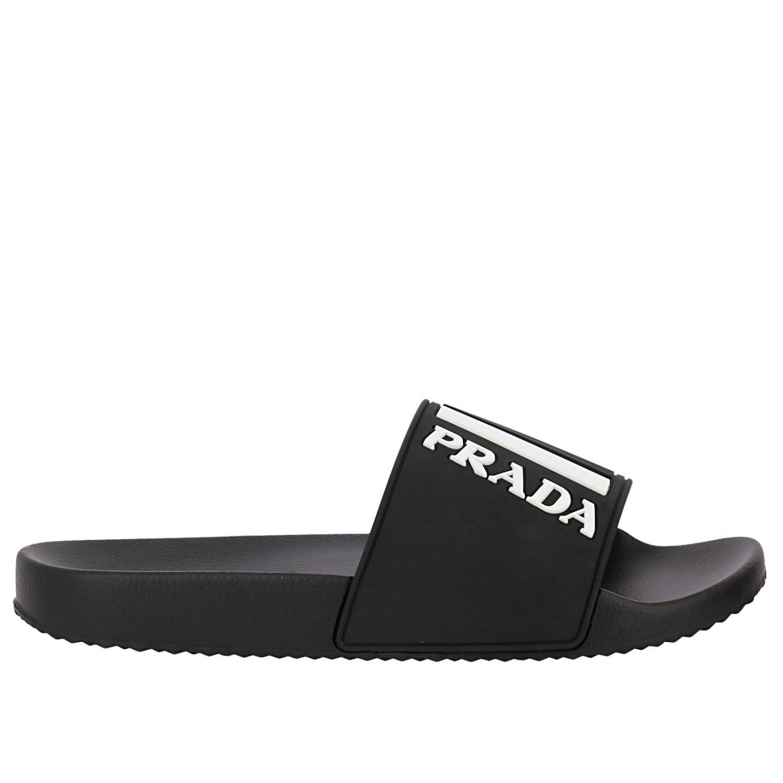 Sandals Shoes Men Prada