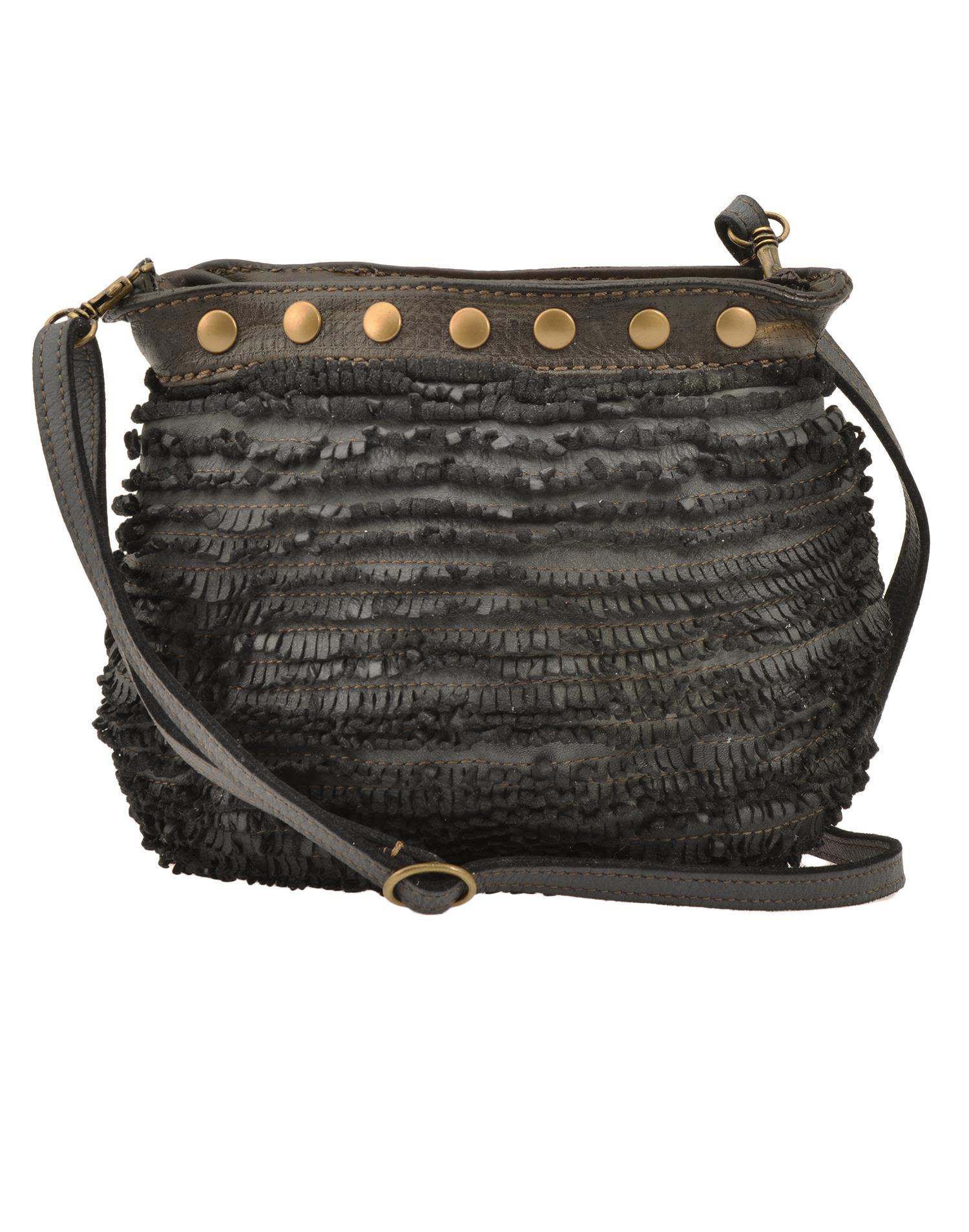 Majo Leather Shoulder Bag