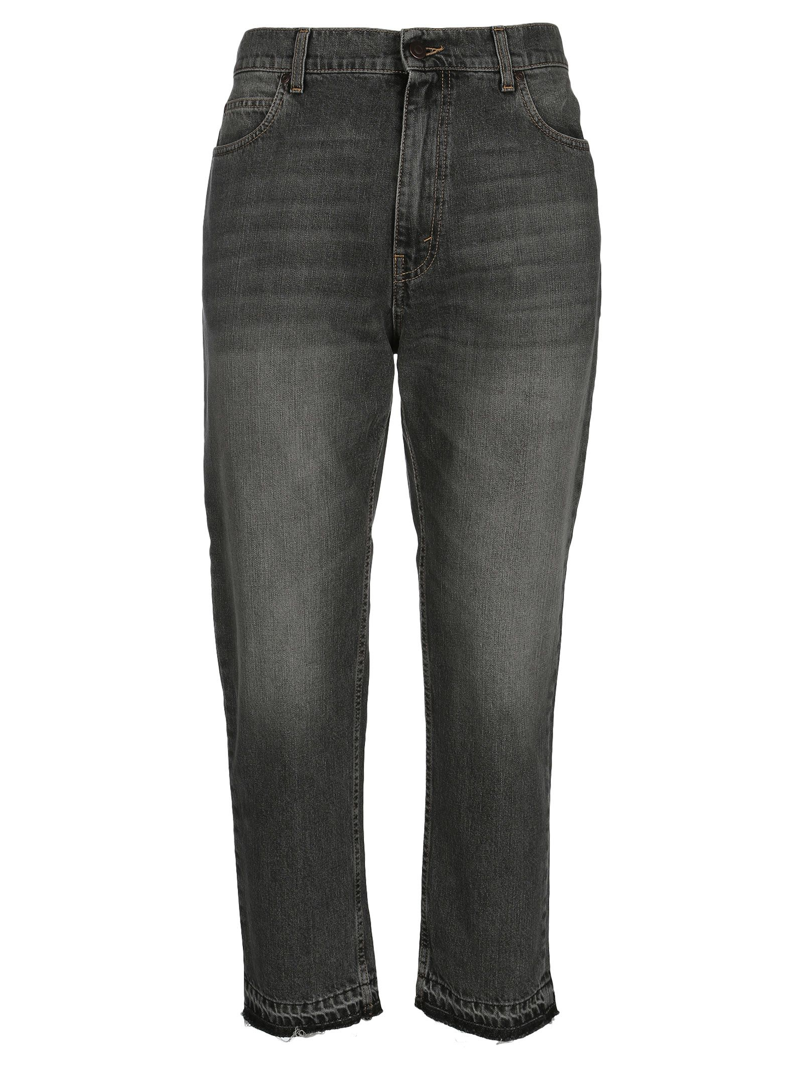 Stella Mccartney Straight-leg Cropped Jeans