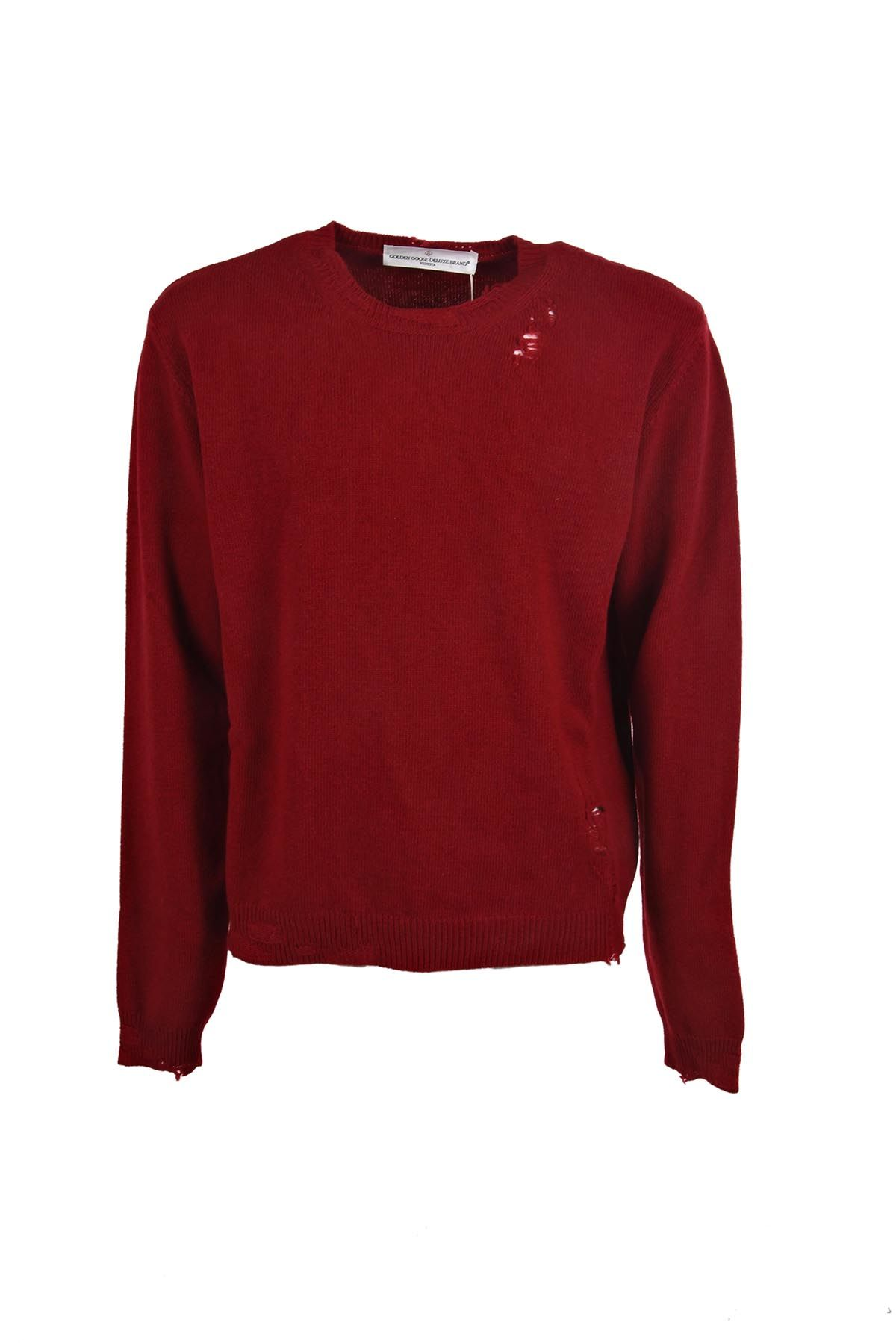 Golden Goose Classic Knitted Sweater