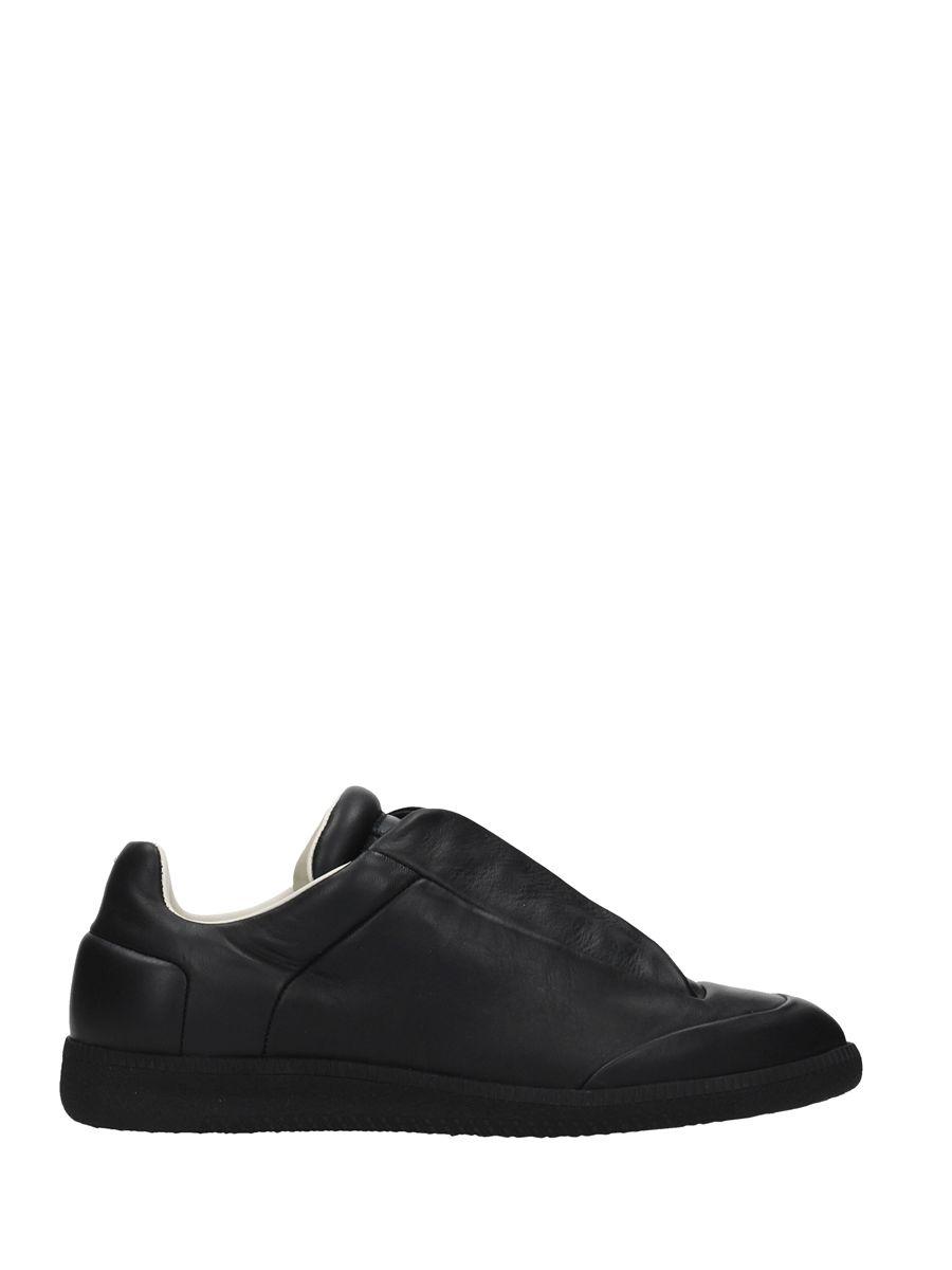 Maison Margiela Future Low Black Sneakers