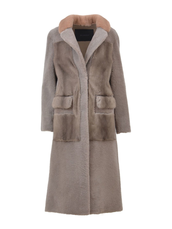 Blancha Mink Fur Coat