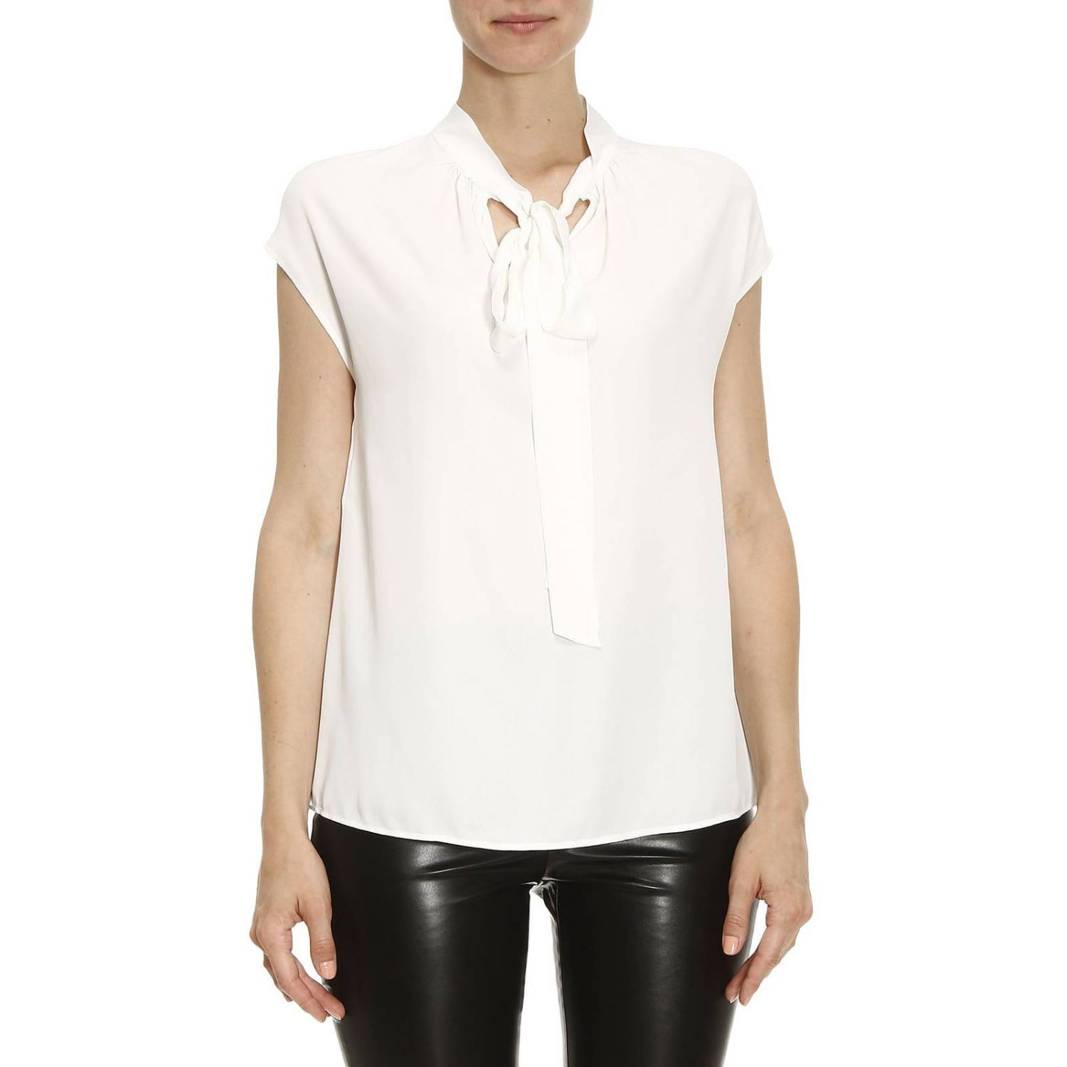 Top Shirt Women Boutique Moschino