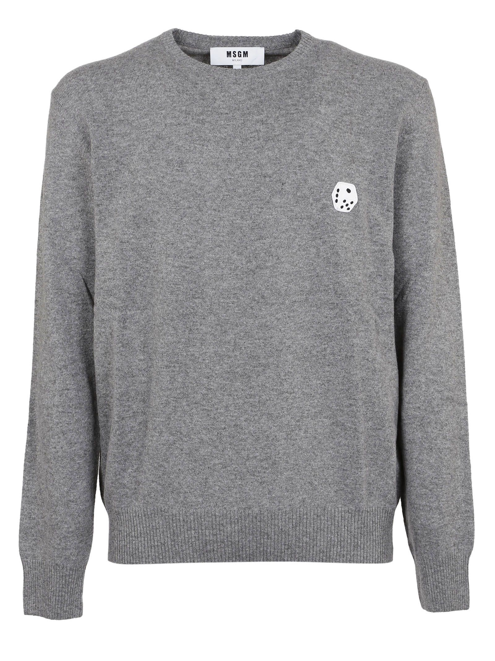 Msgm Dice Sweater