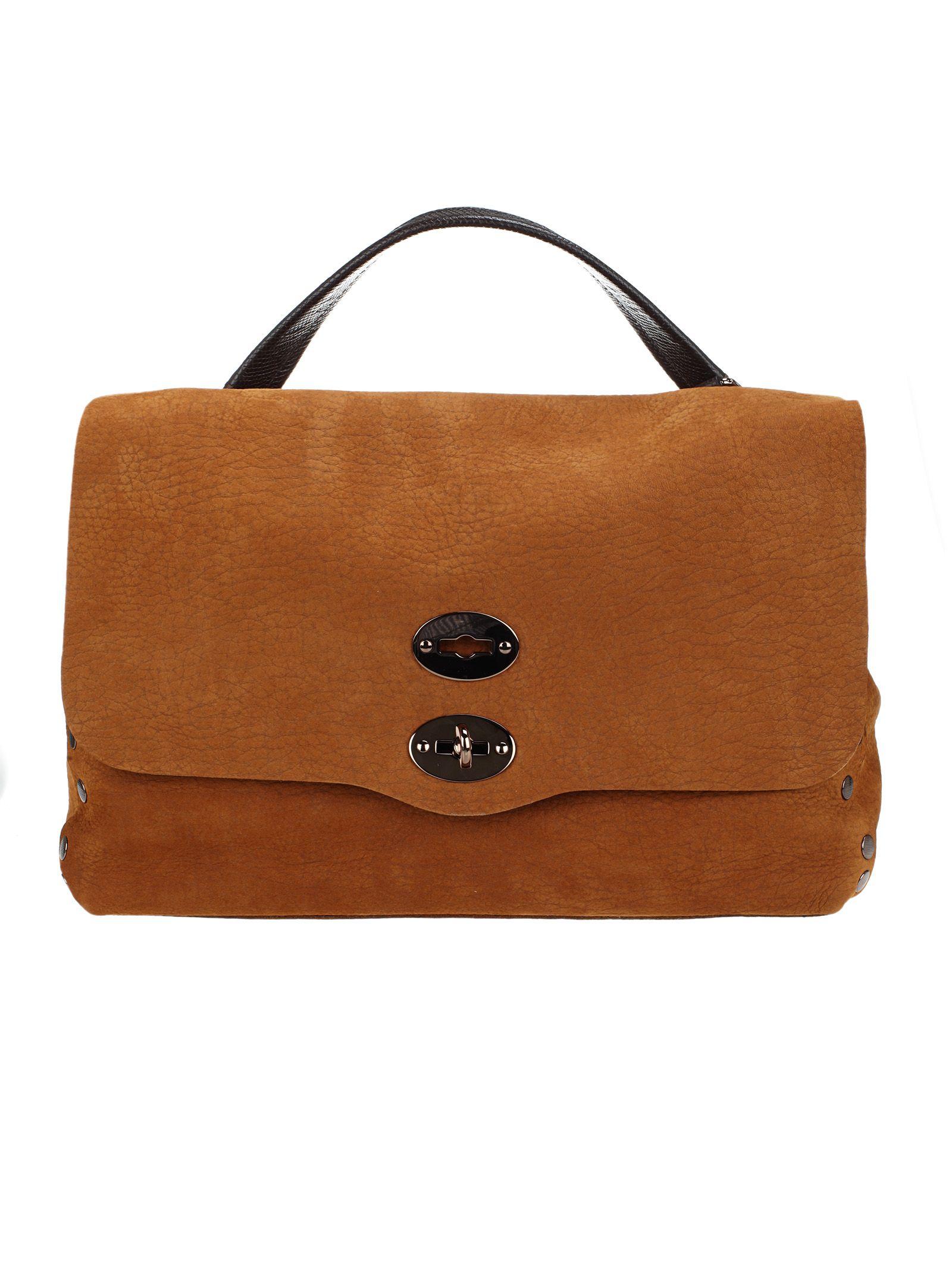 Zanellato Postman Jones Shoulder Bag