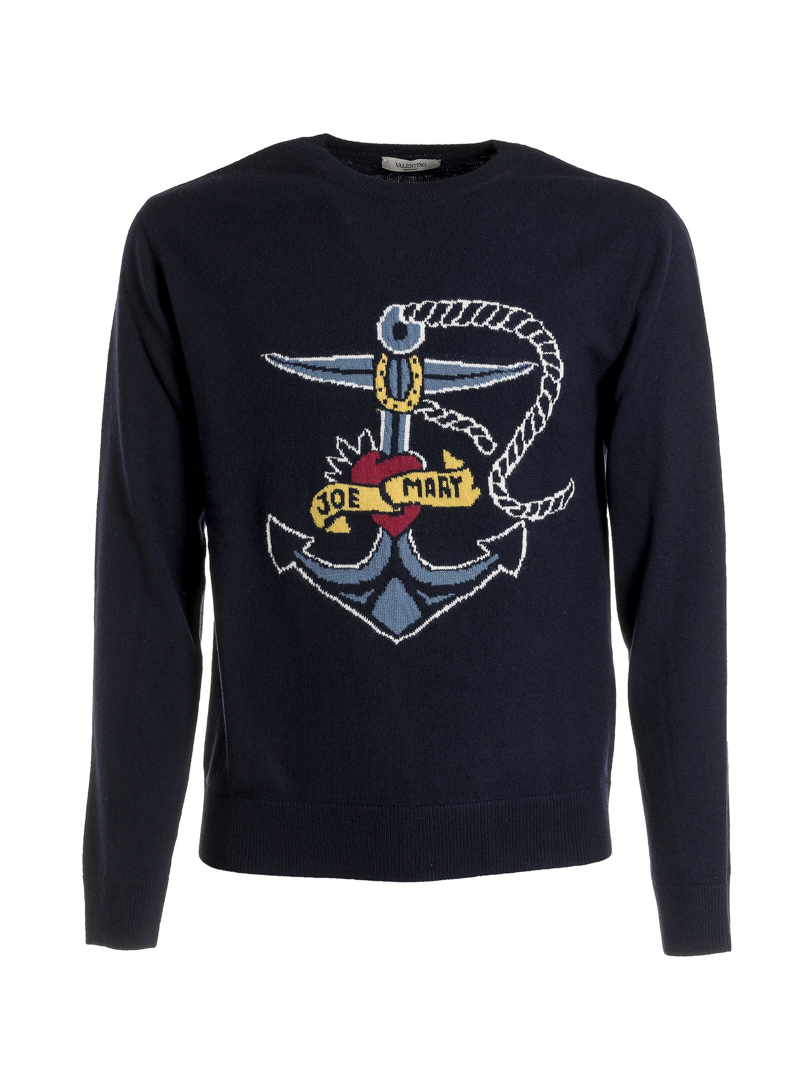 Valentino Nautical Jumper