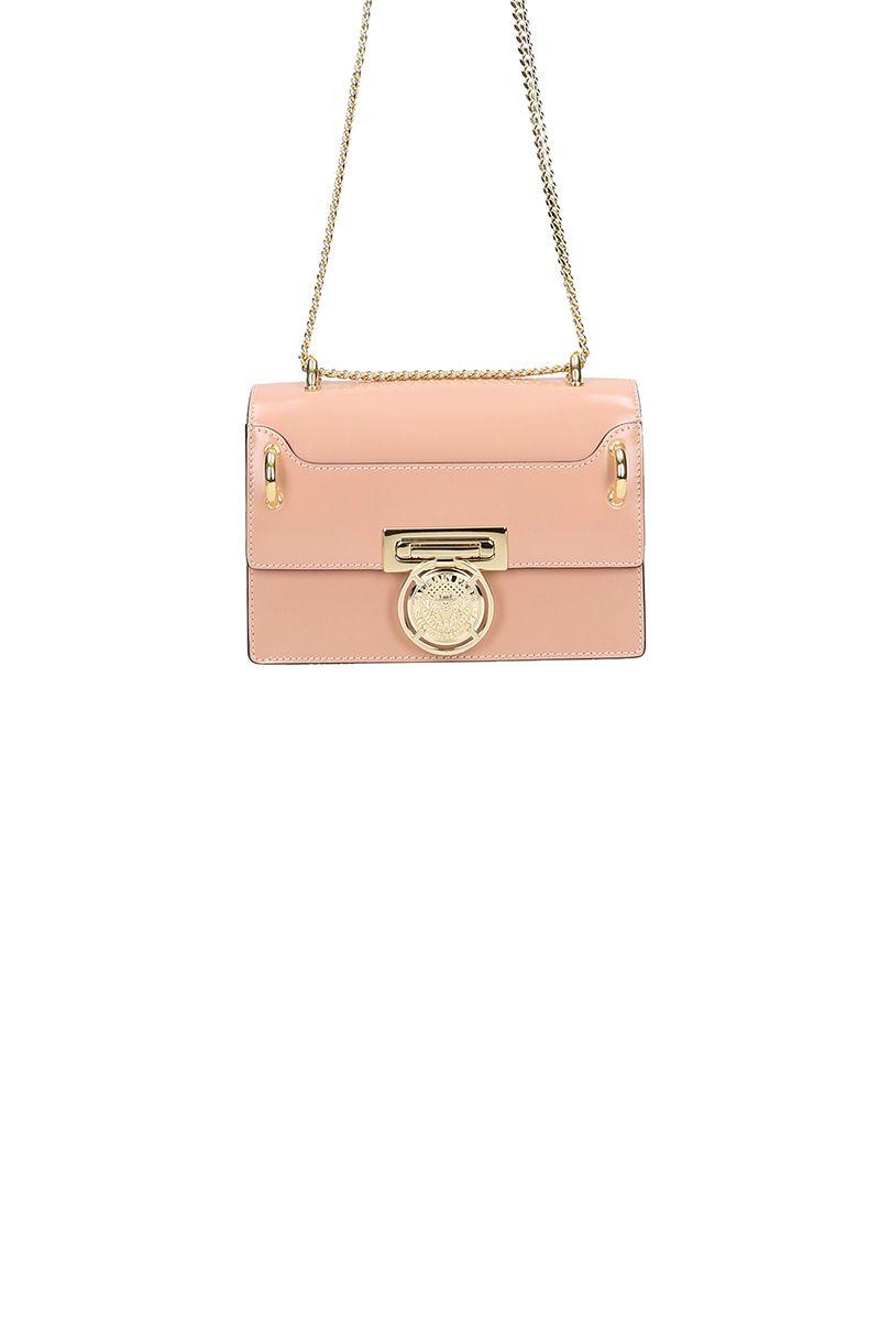 Balmain Shiny Bbox Shoulder Bag