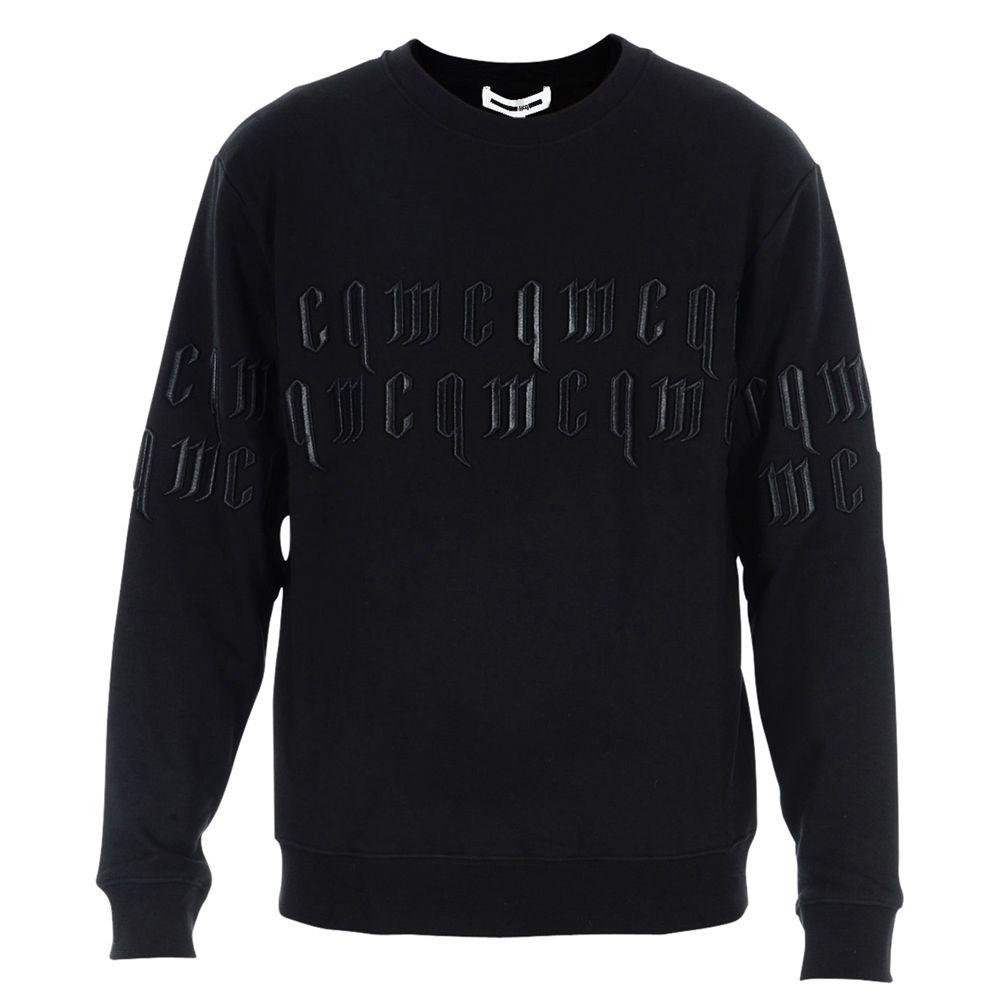 Mcq Alexander Mcqueen Embroidered Logo Sweatshirt