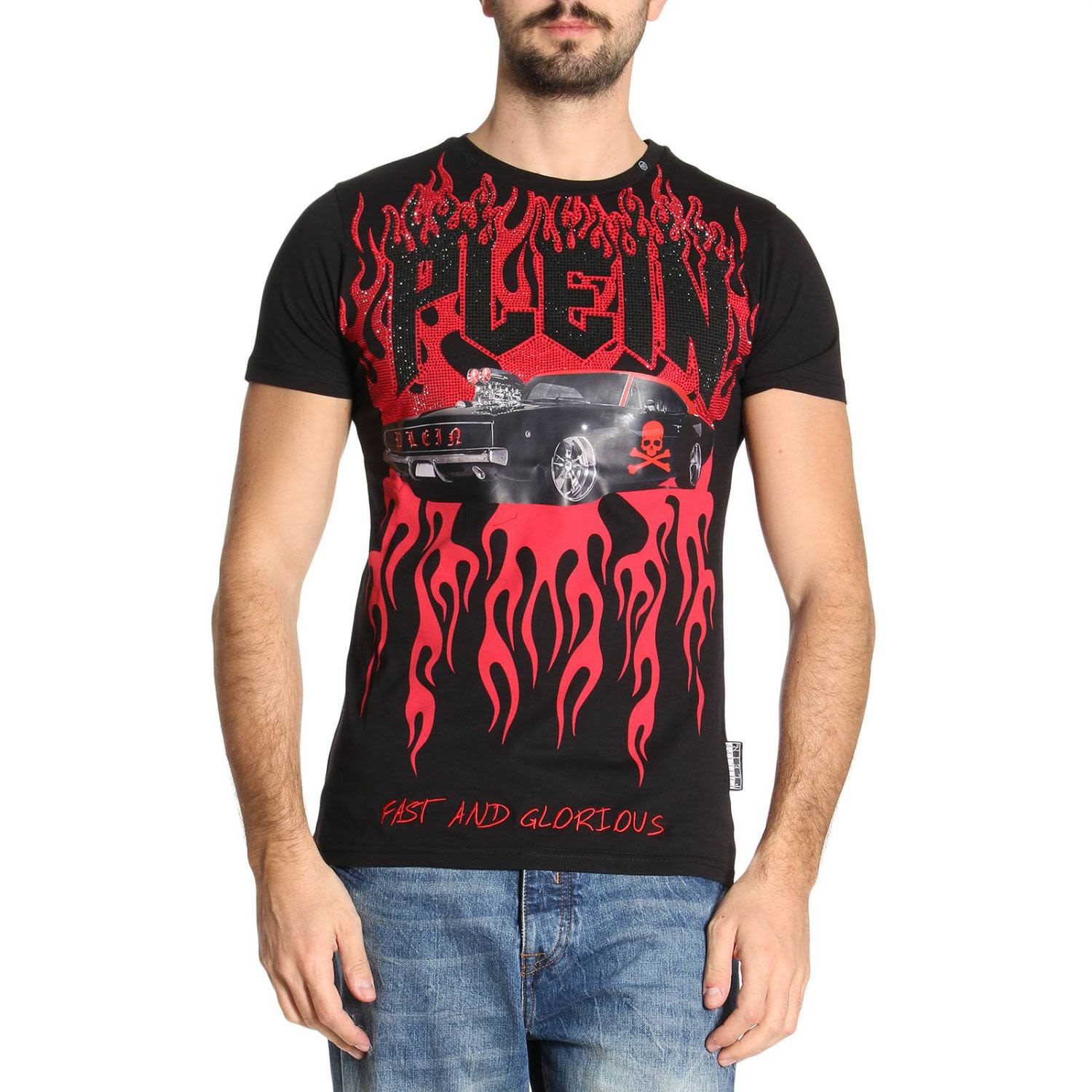 T-shirt T-shirt Men Philipp Plein