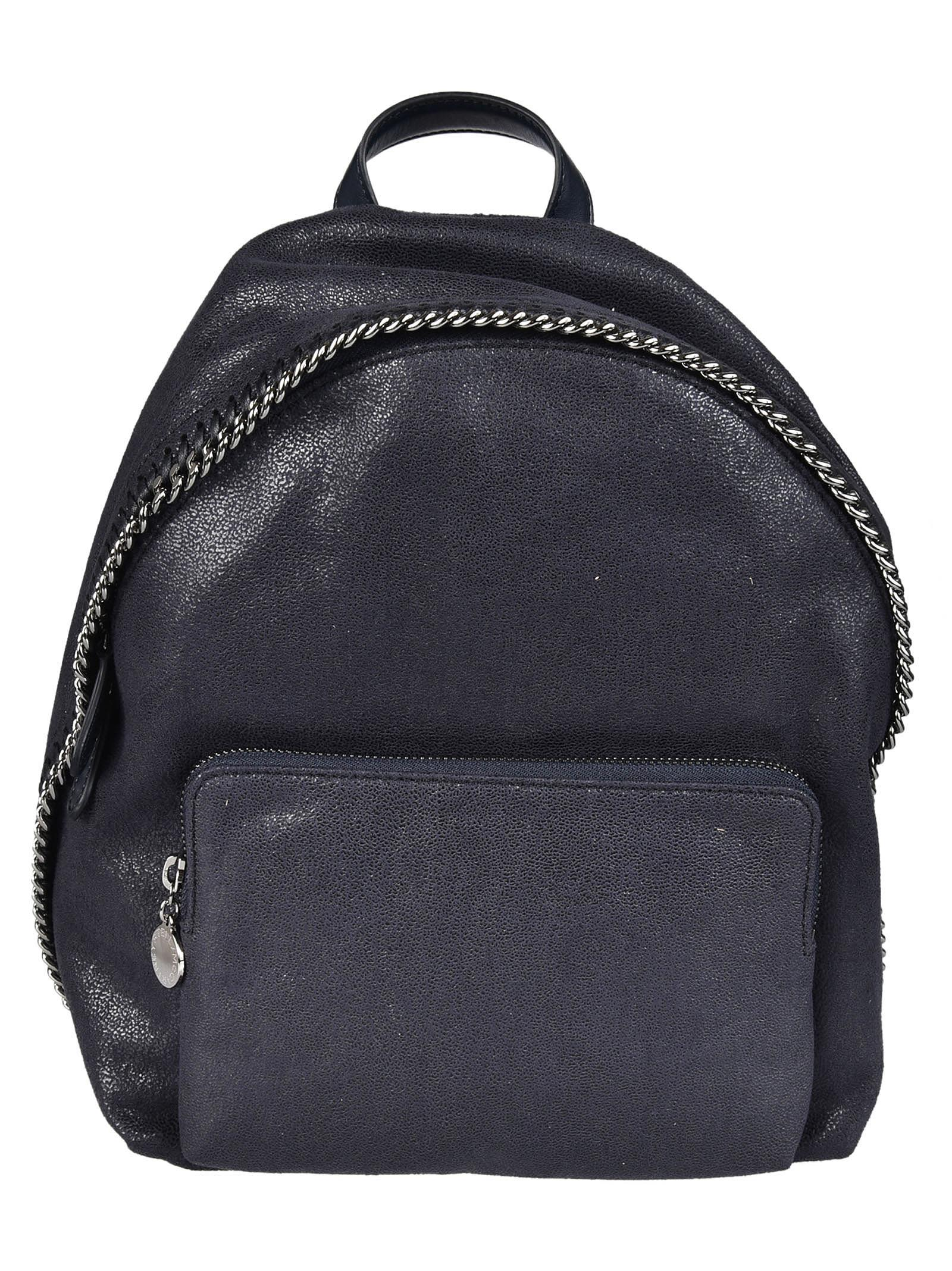 stella mccartney stella mccartney mini falabella backpack women 39 s backpacks italist. Black Bedroom Furniture Sets. Home Design Ideas