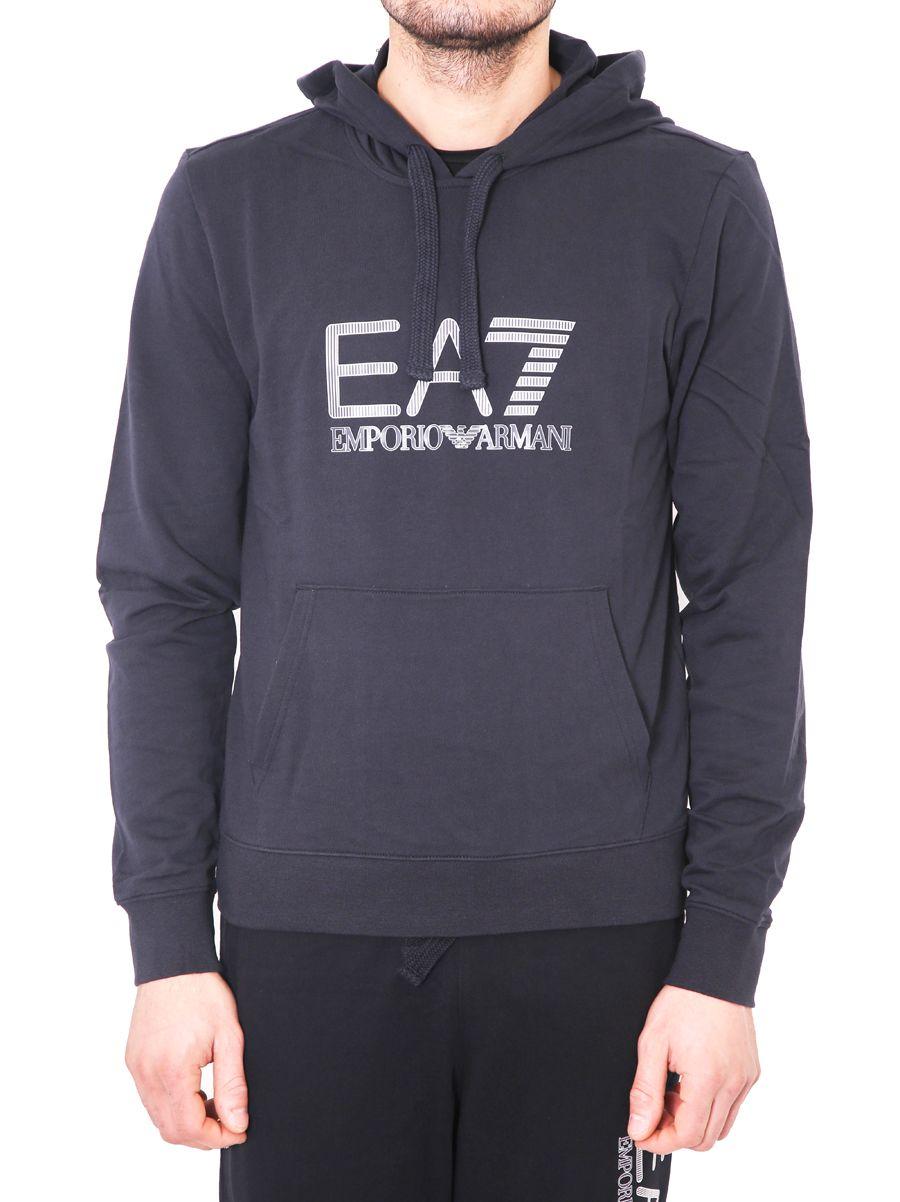 Emporio Armani Ea7 - Printed Sweatshirt