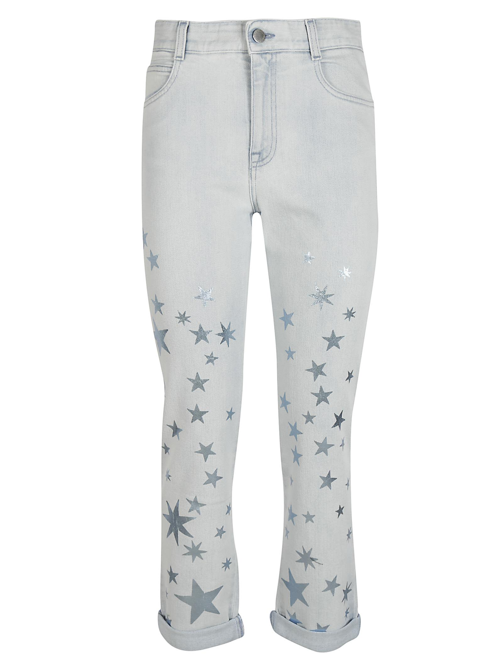 Stella Mccartney Skinny Boyfriend Star Jeans