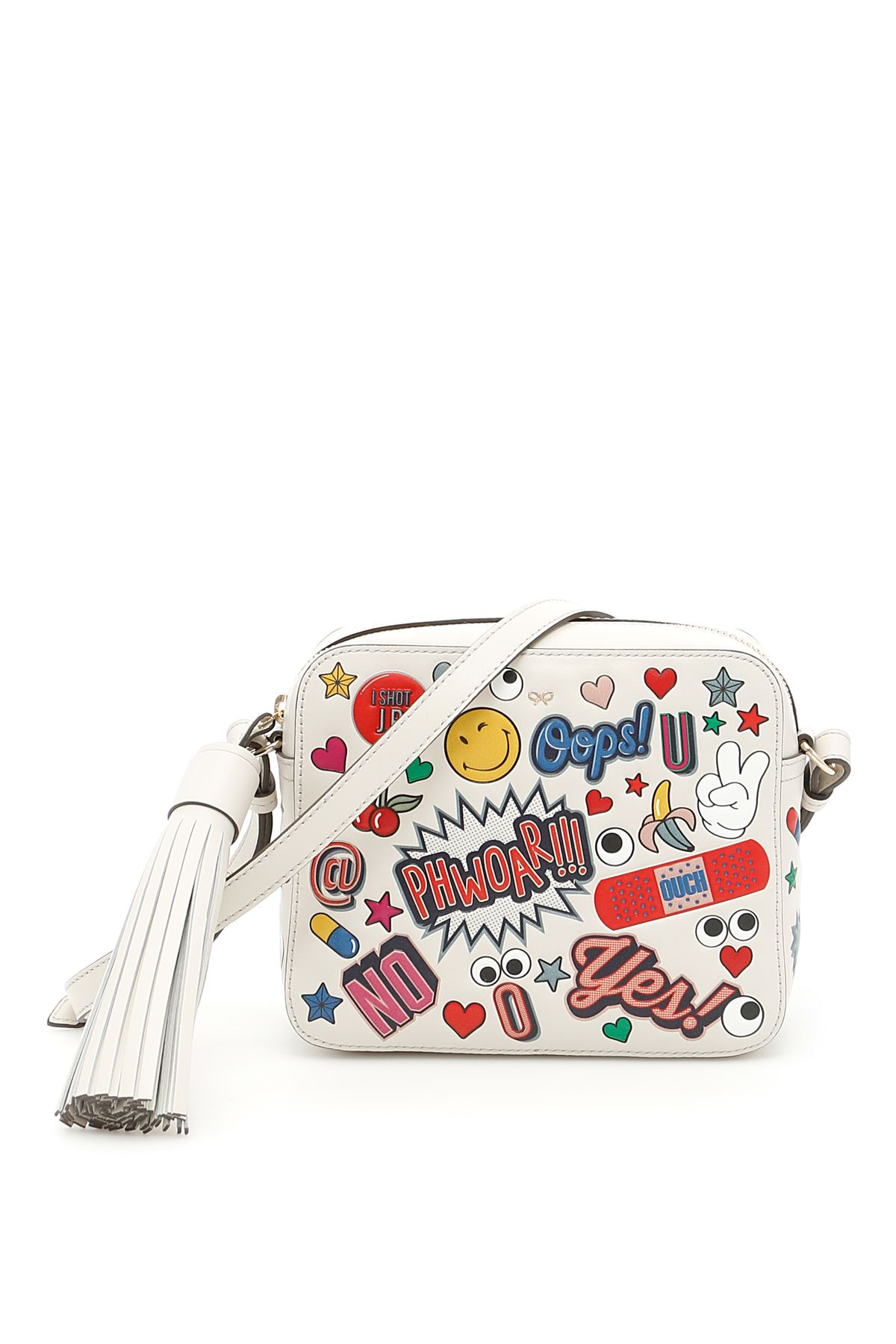 Anya Hindmarch All Over Sticker Crossbody Bag