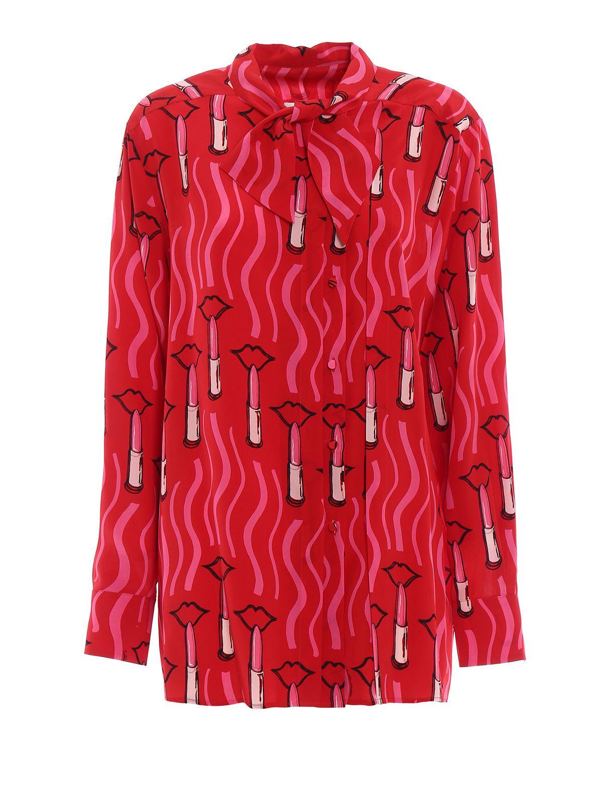 Valentino L-s Shirt