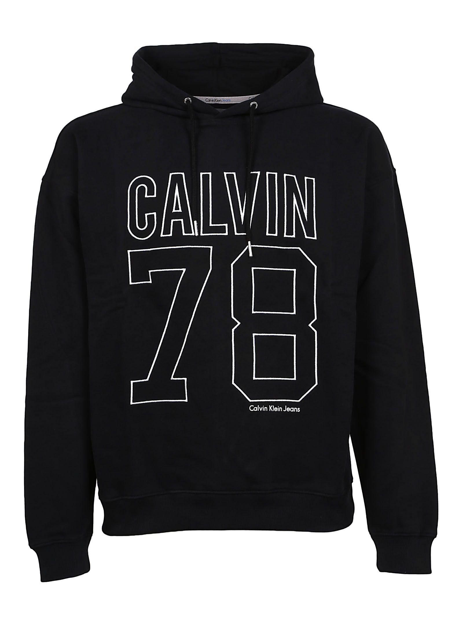 Calvin Klein 78 Logo Hoodie