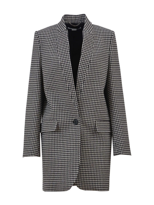 Stella McCartney Pied-de-poule Coat