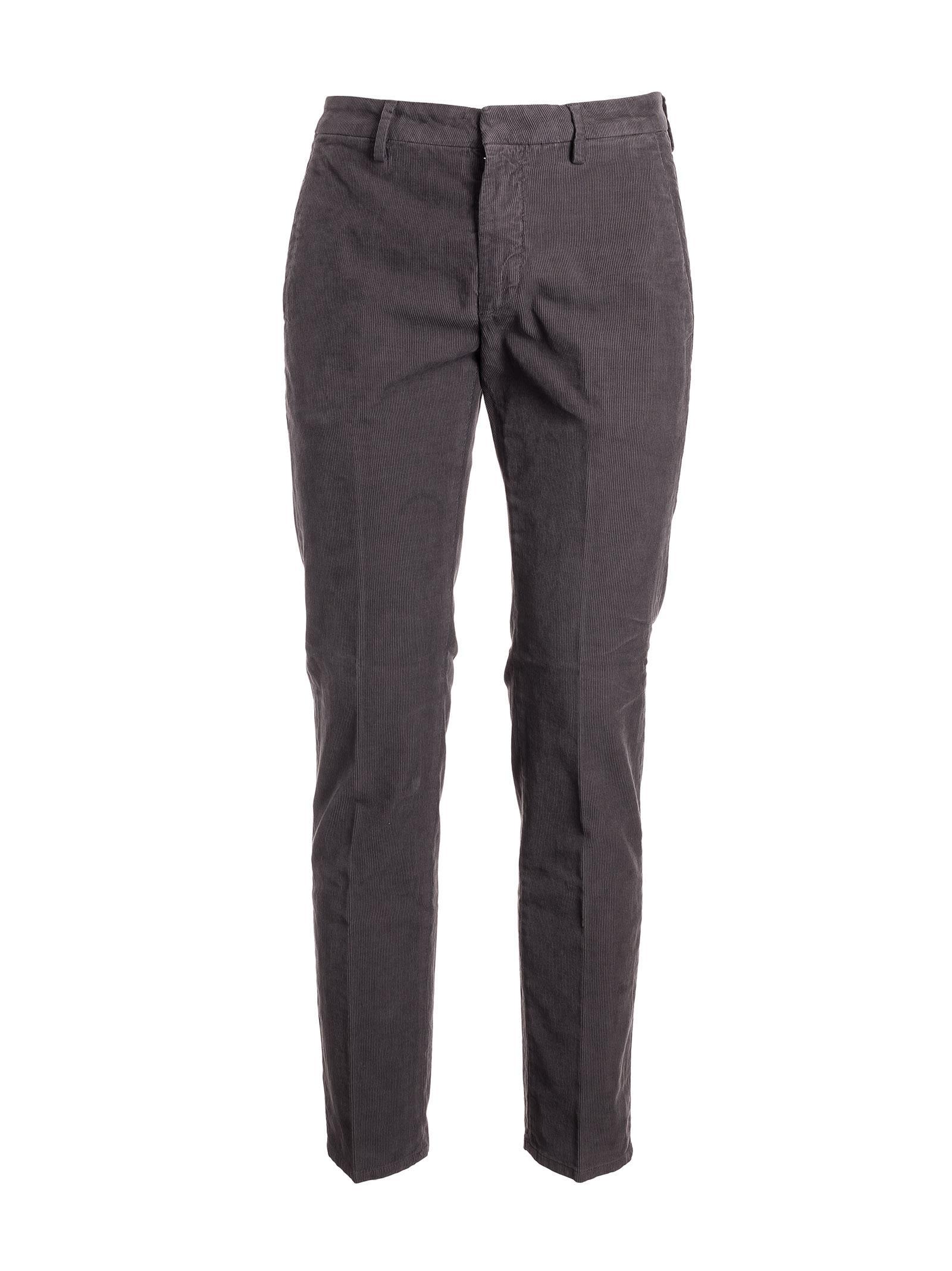 Dondup Corduroy Slim Fit Trousers